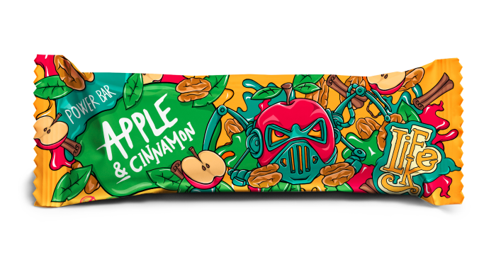 Power Bar Apple Cinnamon