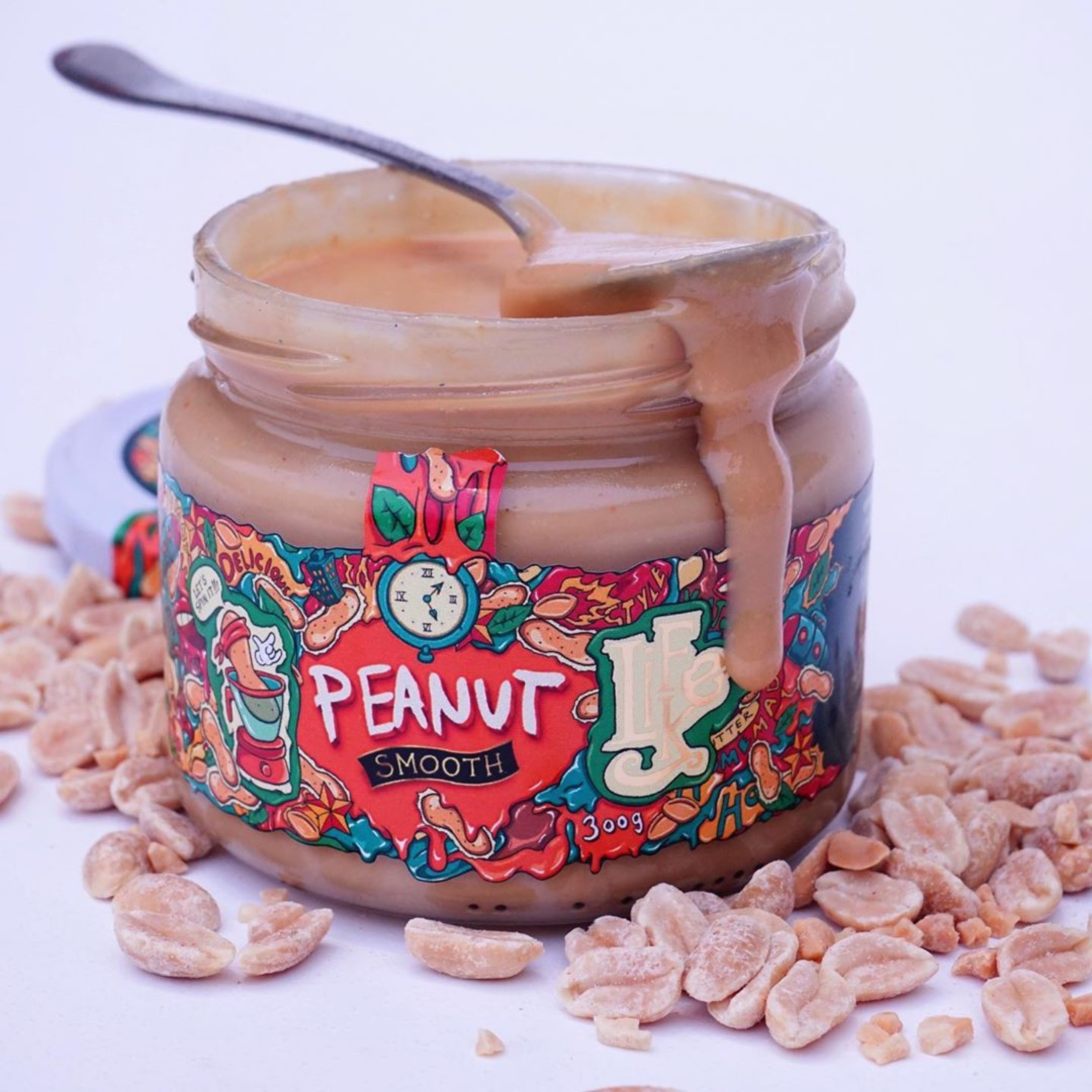 #NATIONALPEANUT­BUTTERDAY